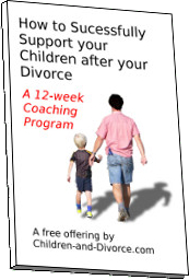 How to Support your Children after your Divorce